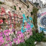 Αντιγκράφιτι επιχείρηση στα Αναφιώτικα από τον Δήμο Αθηναίων