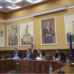 Επίσκεψη του Υπουργού Υποδομών και Μεταφορών Κ. Καραμανλή στην Π.Ε. Σερρών