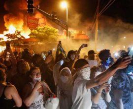 Θάνατος Τζορτζ Φλόιντ: Απαγόρευση της κυκλοφορίας στη Μινεάπολη επέβαλε ο Δήμαρχος