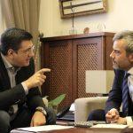 Τρία εμβληματικά έργα για τη Θεσσαλονίκη δρομολογούν από κοινού Απ. Τζιτζικώστας και Κ. Ζέρβας