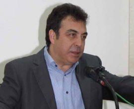 Τάκης Αντωνακόπουλος: «Να έρθει ο Υπουργός Υποδομών στην Ηλεία να μας κλείσει τα στόματα με χαρτιά,εμείς  ανησυχούμε για το έργο Πάτρα- Πύργος»