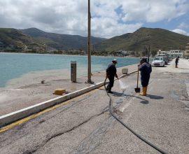 Δήμος Κέας: Εργασίες καθαρισμού, συντήρησης και αποκατάστασης