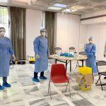 Αρνητικά όλα τα τεστ για τον κορονοϊό στους εργαζόμενους του Δήμου Παπάγου – Χολαργού