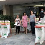 Πατούλης: «Οι εργαζόμενοι της Περιφέρειας Αττικής δίνουν το παράδειγμα στην αξιοποίηση των ανακυκλώσιμων υλικών»