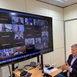 Με τη συμμετοχή του Υφυπουργού Ανάπτυξης η τηλεδιάσκεψη του Γ. Πατούλη με Δημάρχους της Αττικής