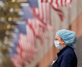 Κορονοϊός: Στους 1.297 οι νέοι θάνατοι στις ΗΠΑ