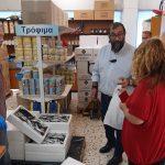 Διανομή φρέσκων ψαριών σε ευπαθείς κοινωνικές ομάδες του Δήμου Αμαρουσίου