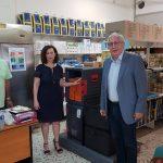 Συνεχίζεται η στήριξη  διανομής γευμάτων στον Δήμο Αμαρουσίου από το Υπουργείο Εσωτερικών και την Περιφέρεια Αττικής