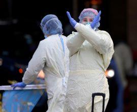 ΗΠΑ: Αυξήθηκαν ξανά οι νεκροί – 1.225 οι νέοι θάνατοι σε 24 ώρες