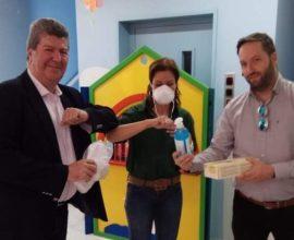 Ο Δήμαρχος Αιγάλεω για την επαναλειτουργία στους βρεφικούς, παιδικούς και βρεφονηπιακούς σταθμούς