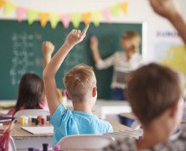 Ο ρόλος της λειτουργίας των σχολείων κατά την επάνοδο στην κανονικότητα