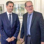 Σχολή Ξεναγών στην Περιφέρεια Πελοποννήσου ζητεί ο Π. Νίκας από τον υπουργό Τουρισμού Χ. Θεοχάρη