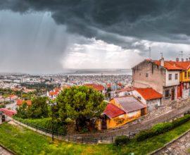 Έρχονται βροχές και καταιγίδες – Πού θα είναι έντονα τα φαινόμενα