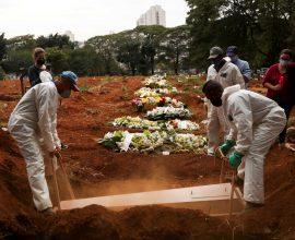 Η Βραζιλία ξεπέρασε σε ημερήσιο αριθμό θυμάτων τις ΗΠΑ