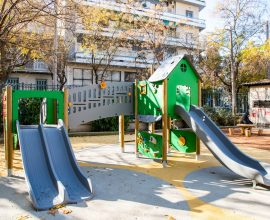 Δήμος Αθηναίων: Επαναλειτουργούν από  Παρασκευή 5 Ιουνίου όλες οι παιδικές χαρές