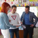 Η ευχάριστη έκπληξη στον Δήμαρχο Καστοριάς από το 5ο Δημοτικό Σχολείο