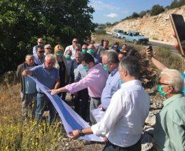 Περιφέρεια Στερεάς Ελλάδας: Έργο για την αποκατάσταση της άρδευσης του Ληλαντίου πεδίου, προϋπολογισμού 2.560.000 €