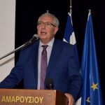 Αμπατζόγλου: «Συνεχίζουμε με σκληρή δουλειά για να κάνουμε το Μαρούσι ένα τόπο περισσότερο ασφαλή, φιλικό και αλληλέγγυο»