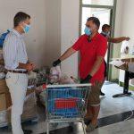 Π.Ε. Λευκάδας: Ολοκληρώθηκε η δεύτερη διανομή Τροφίμων & Υλικών στους δικαιούχους ΤΕΒΑ