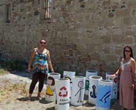 Δήμος Δυτικής Λέσβου: Φτιάχνει και καλλωπίζει τις παραλίες η Αντιδημαρχία Περιβάλλοντος!