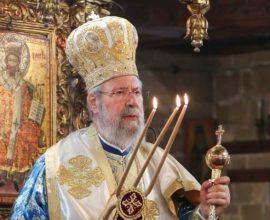 Αρχιεπίσκοπος Κύπρου: «Γνωρίζουμε την Τουρκία πολύ καλά, παρέμειναν απολίτιστοι και άξεστοι»