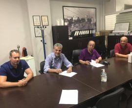 Υπογραφή σύμβασης έργου προϋπολογισμού 1.054.000 ευρώ από τη ΔΕΥΑ Ορεστιάδας