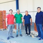 Δήμος Νάουσας: Επισκέψεις σε αγροτικούς συνεταιρισμούς