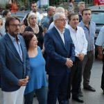 Ο Δήμαρχος Αμαρουσίου Θεόδωρος Αμπατζόγλου στον εορτασμό του Ι.Ν. Αγίων Αναργύρων