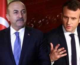 Σε «τεντωμένο σκοινί» οι σχέσεις Παρισιού – Άγκυρας: Τι απαιτεί ο Τσαβούσογλου τώρα από την Γαλλία