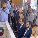 Τις εκδηλώσεις μνήμης για τα 107 χρόνια  από την απελευθέρωση των Σερρών και του Σιδηρόκαστρου τίμησε ο Δήμαρχος Βισαλτίας