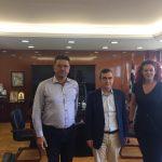 Δήμος Ανδραβίδας-Κυλλήνης: Συναντήσεις με Υπουργούς, και Φορείς του Δημοσίου, για αναπτυξιακά έργα