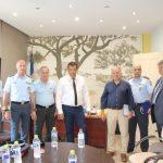 Σύσκεψη στον Δήμο Φυλής για την καταπολέμηση της παραβατικότητας