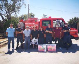 ΣΠΑΥ Υμηττός: Ξεκίνησε η πρώτη φάση παράδοσης πυροσβεστικού εξοπλισμού προς όλες τις Ομάδες Δασοπροστασίας & Πυρόσβεσης