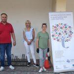Διανομή τροφίμων για τους δικαιούχους του προγράμματος ΤΕΒΑ στον Δήμο Τυρνάβου