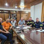 Δήμος Λουτρακίου: Παραχώρηση κτηρίου για την στέγαση του υπό ίδρυση Εποχικού Πυροσβεστικού Κλιμακίου Αγίων Θεοδώρων