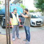 Εργασίες καθαρισμού και εξωραϊσμού στην πλατεία Νεράιδας στην Παλαιά Κοκκινιά από τον Δήμο Πειραιά