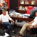 Αυγενάκης – Αγοραστός: Μια «καλή πρακτική» συνεργασίας και συναντίληψης στην Πρώτη Αθλητική Περιφέρεια της χώρας