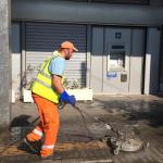 Δήμος Αθηναίων: Κυριακάτικη καθαριότητα στο Μεταξουργείο