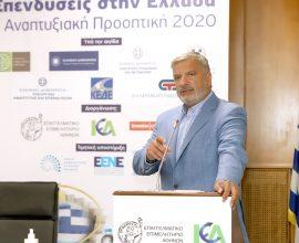 Τους άξονες και τις πρωτοβουλίες της Περιφέρειας Αττικής για τη μετάβαση στη βιώσιμη ανάπτυξη μετά την πανδημία ανέπτυξε ο Γ. Πατούλης