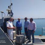 Δήμος Ανδραβίδας – Κυλλήνης: Ολοκλήρωση εργασιών από το Υδρογραφικό (Υ/Γ) ΣΤΡΑΒΩΝ στο Λιμάνι της Κυλλήνης