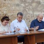 Υπογράφηκε στα Χανιά σύμβαση για τα Νεώρια για να αποτελέσουν κυψέλες πολιτισμού