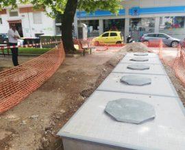 Δήμος Κοζάνης: Ολοκληρώθηκε η εγκατάσταση 43 υπόγειων κάδων συλλογής οικιακών και ανακυκλώσιμων απορριμμάτων