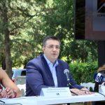 Ο Περιφερειάρχης Κεντρικής Μακεδονίας Απ. Τζιτζικώστας παρουσίασε το 2ο Φεστιβάλ Επταπυργίου