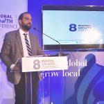 Φαρμάκης: «Η Δυτική Ελλάδα επιταχύνει, ανοίγεται στον κόσμο και βρίσκει τον δρόμο προς μία νέα εποχή ανάπτυξης»