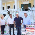 Πατούλης: «Οι νησιωτικοί Δήμοι όπως η Σαλαμίνα αποτελούν έναν ισχυρό κρίκο στην ανάπτυξη της Αττικής»