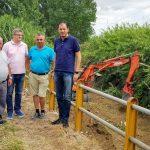 Αντιπλημμυρικά έργα στον Δήμο Σοφάδων από την Περιφέρεια Θεσσαλίας