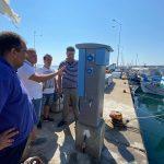 Δήμος Ανδραβίδας – Κυλλήνης: Σε λειτουργία οι συσκευές pillars στο Λιμάνι της Κυλλήνης