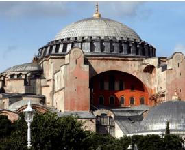 Παγκόσμιο Συμβούλιο Εκκλησιών για Αγία Σοφία: «Θλίψη και μεγάλη ανησυχία»