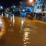 Δήμος Κατερίνης: Επιχειρήσεις στο παραλιακό μέτωπο για την αντιμετώπιση πλημμυρικών φαινομένων