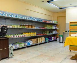Διανομή τροφίμων Κοινωνικών Παντοπωλείων Δήμου Κηφισιάς